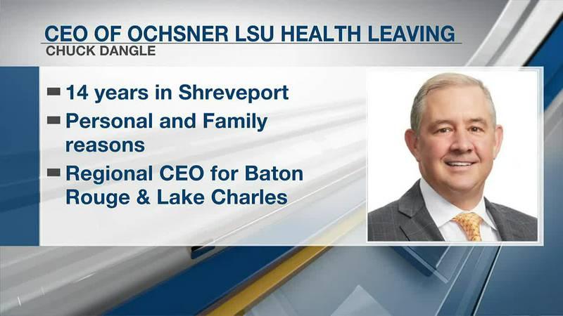 CEO of Ochsner LSU Health leaving