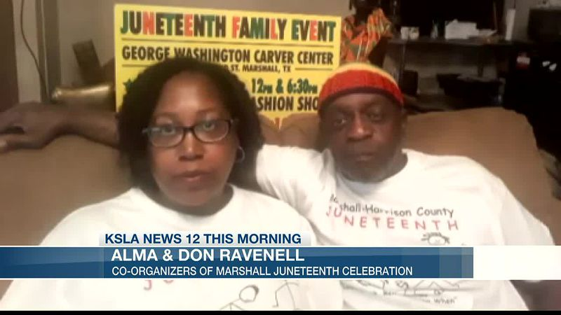 Marshall community gears up for weekend Juneteenth celebration