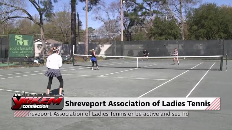Yokem Connection - Shreveport Association of Ladies Tennis