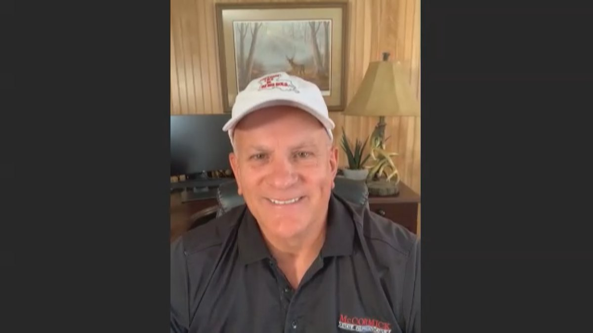 Rep. Danny McCormick is a Republican representing District 1 in the Louisiana House of...