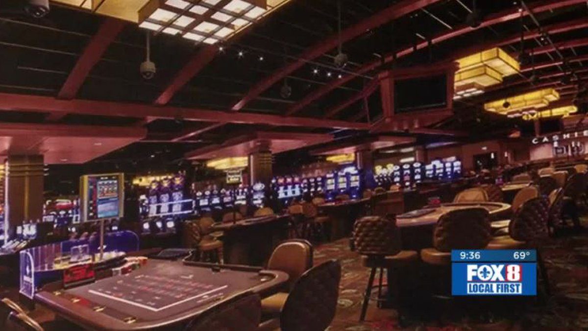 St. Tammany to consider casino proposal
