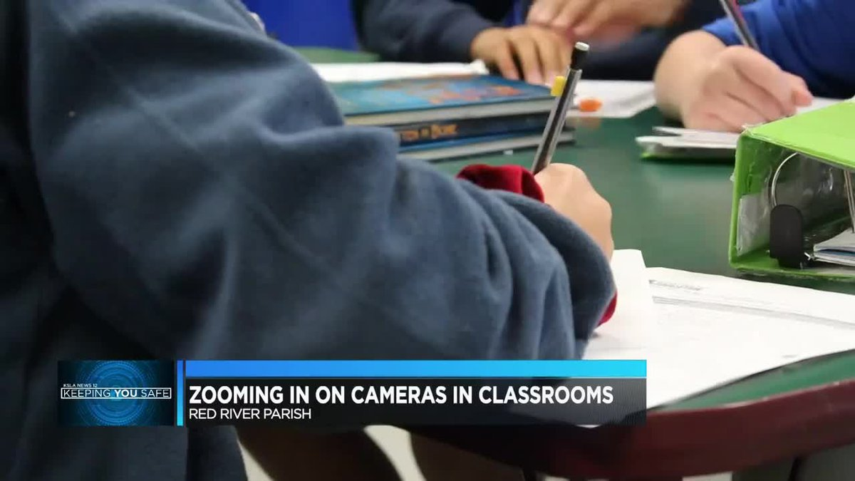 'We want our children to be protected:' zooming in on cameras in classrooms