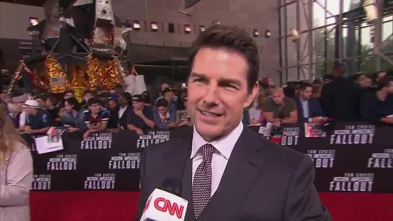 """The Tom Cruise """"Top Gun"""" and """"Mission: Impossible"""" films are delayed because of the pandemic."""