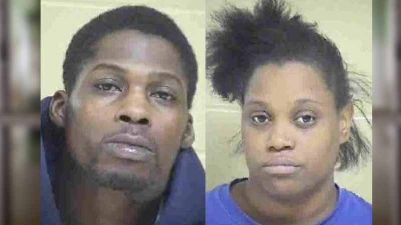 BOOKED: Kevin Wiggins, 28, of the 3500 block of Stonewall Street in Shreveport, and Jessica D....