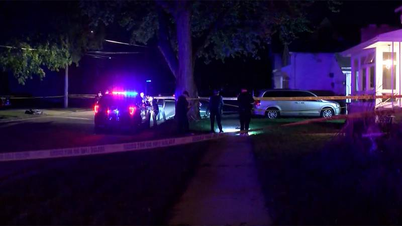 A shooting at a Kenosha, Wis., home killed three people on Tuesday night.
