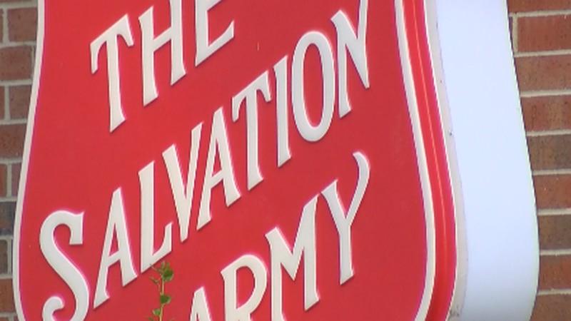 Salvation Army Shreveport/Source: Marie Waxel, KSLA News 12