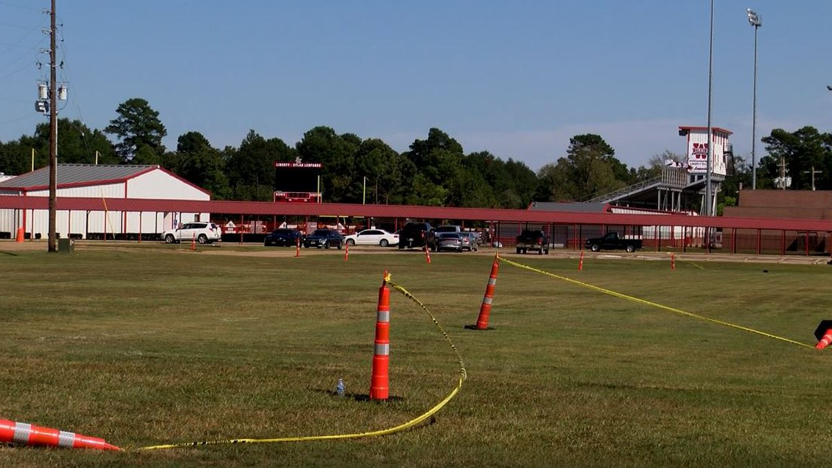 A fight on an East Texas high school football field has resulted in some student-athletes being...