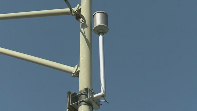 Shotspotter technology helps track a shooting