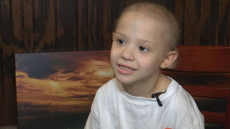 Ashlynn Carlock talks about some of the challenges of living with cancer, like being reminded...