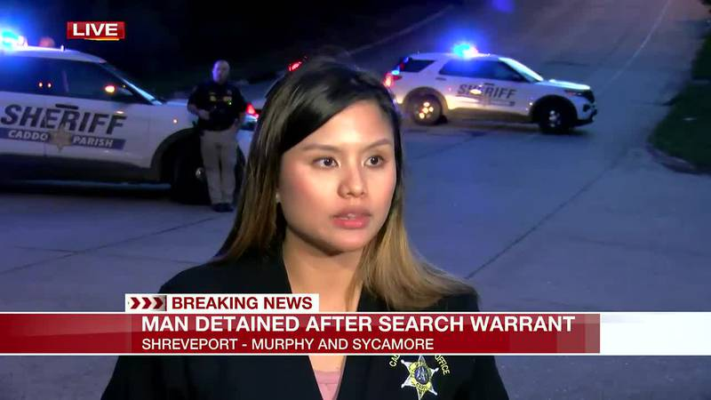 SPD searching for suspect