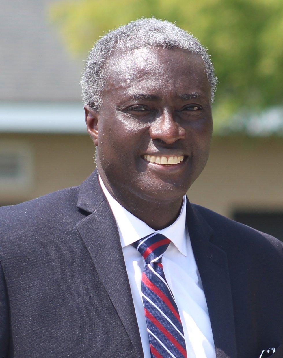 Dr. Patrick Mensah