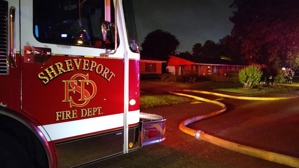 A family is displaced following an early morning fire in Shreveport.