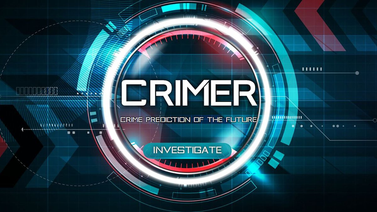 Crimer uses cutting-edge, machine learning algorithms to assess the risk of crime happening at...