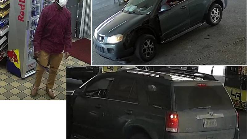 NOPD is searching for a person of interest in the stabbing death of a man at a St. Claude Ave....