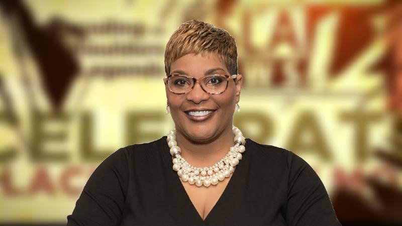 Angela Jones-Fitzpatrick is the principal of David Crockett Elementary School in Marshall.
