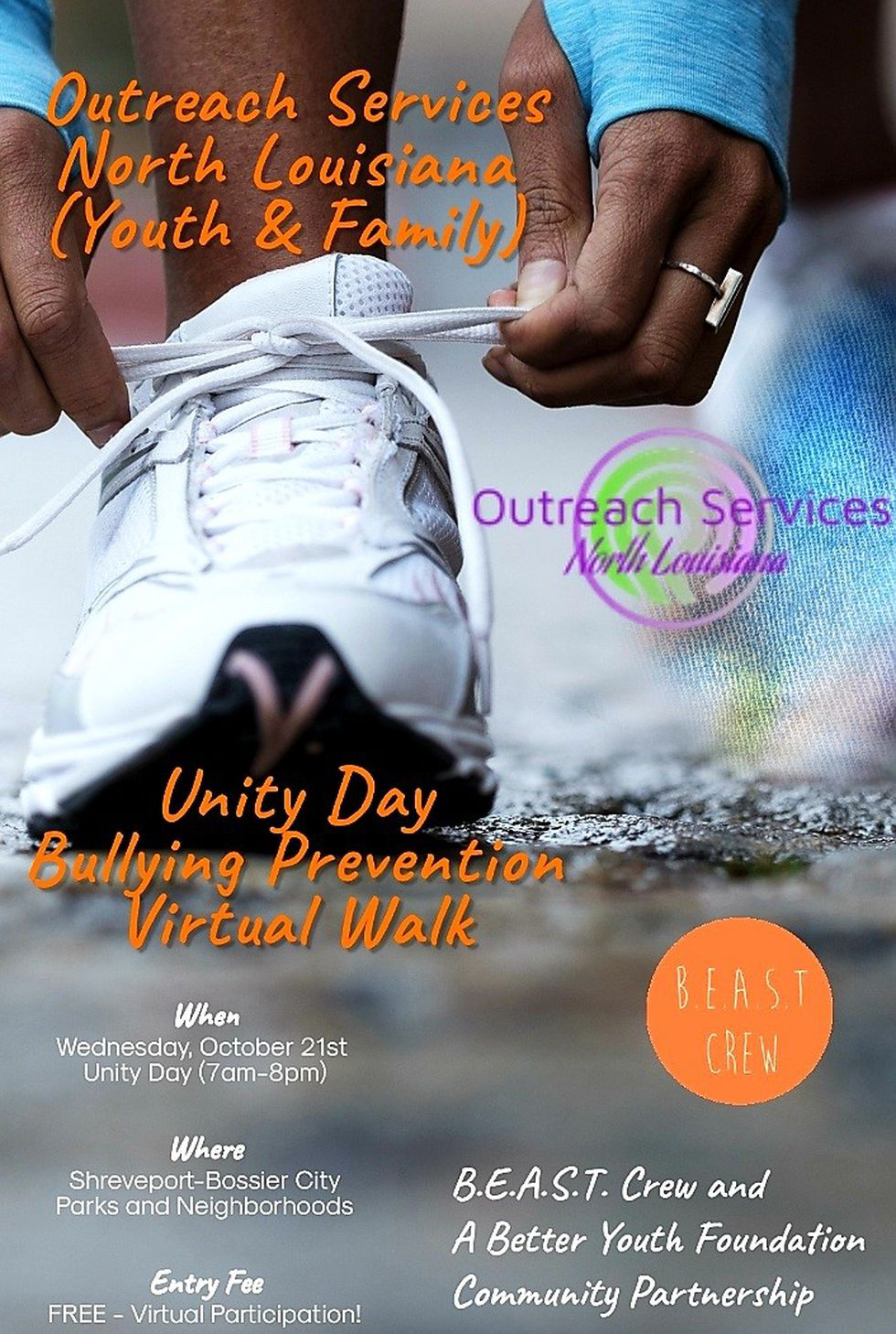 Unity Day 2020:  Stomping Out Bullying