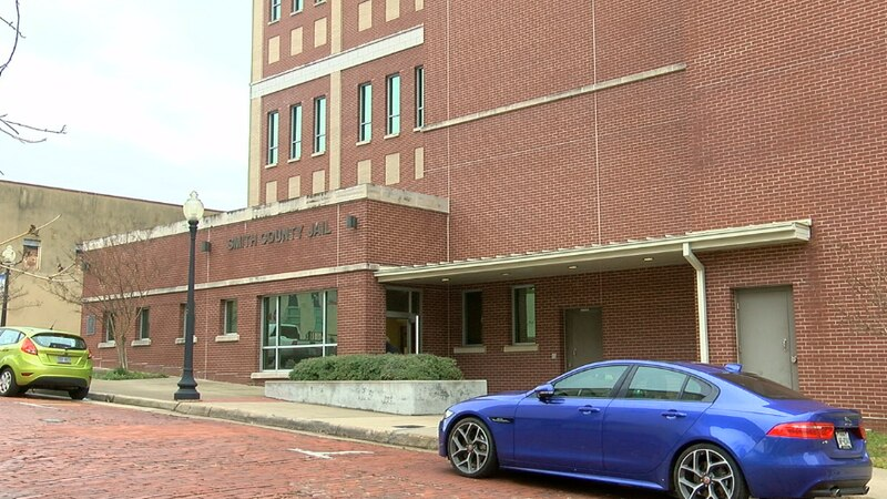 The Smith County Downtown Jail is one of two that are benefitting from the new inmate health...