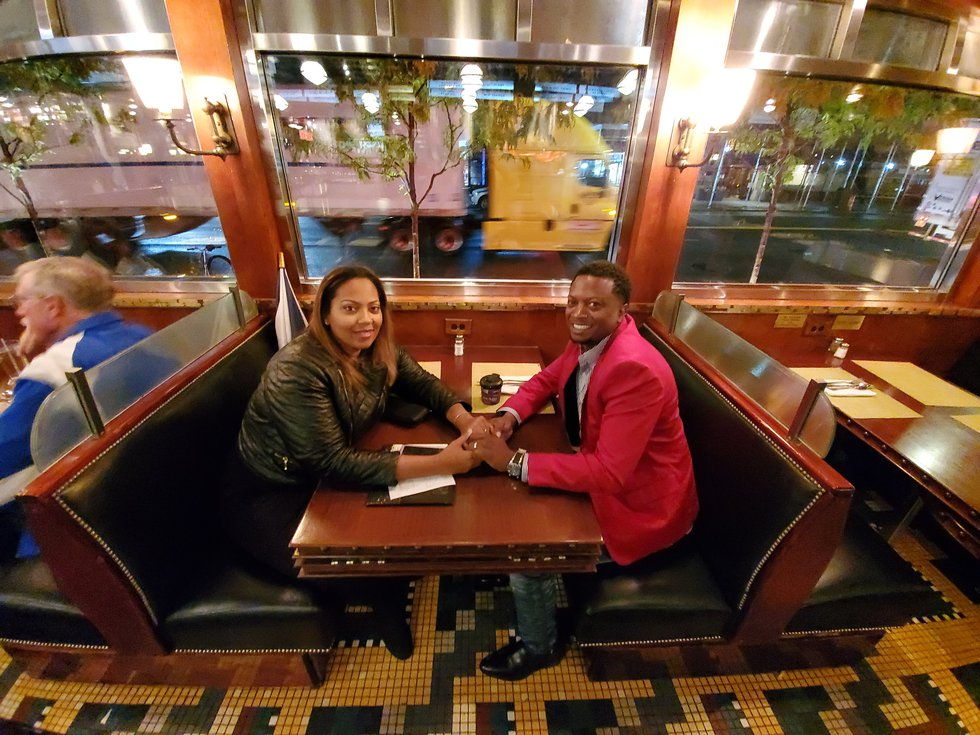 The Allens are connected in more ways than one; LeVar donated his kidney to his wife, Brandy,...