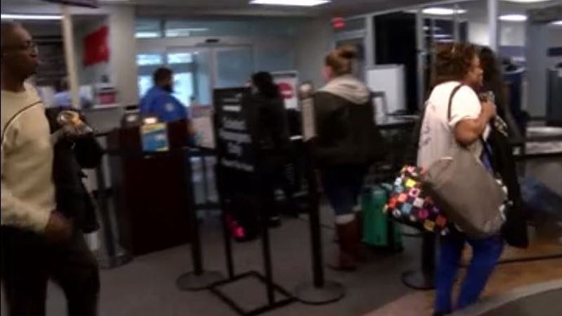 Normally there are 4 flights a day in and out of Texarkana Regional Airport. But American...