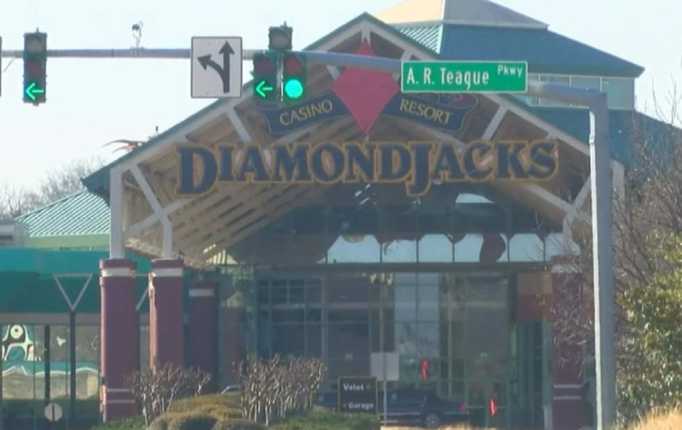 Diamond Jacks closed in March of 2020 and never reopened.