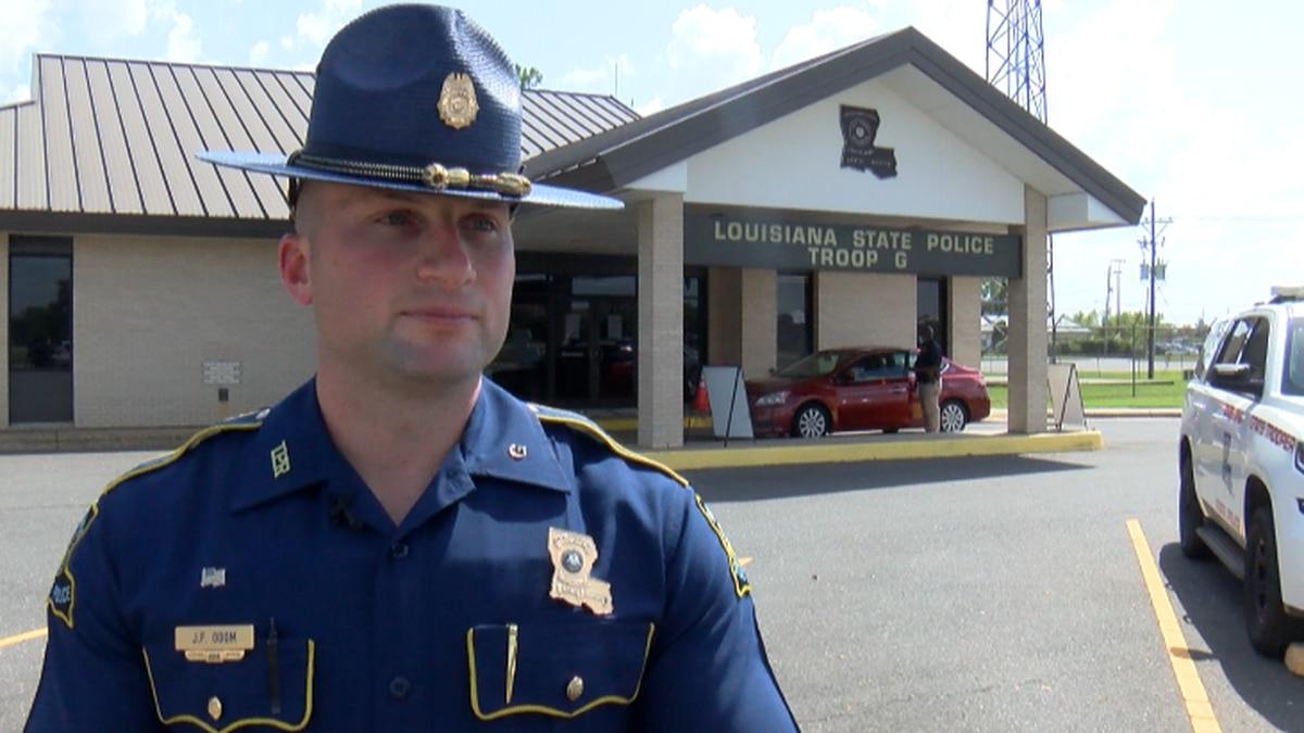 Louisiana State Police urges preparedness for NWLA ahead of Hurricane Ida.