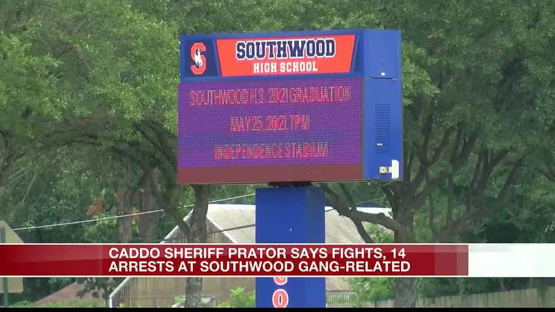 Law enforcement speaks on Southwood High School incident