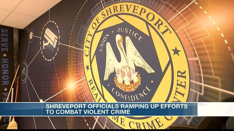 Shreveport officials ramping up efforts to combat violent crime
