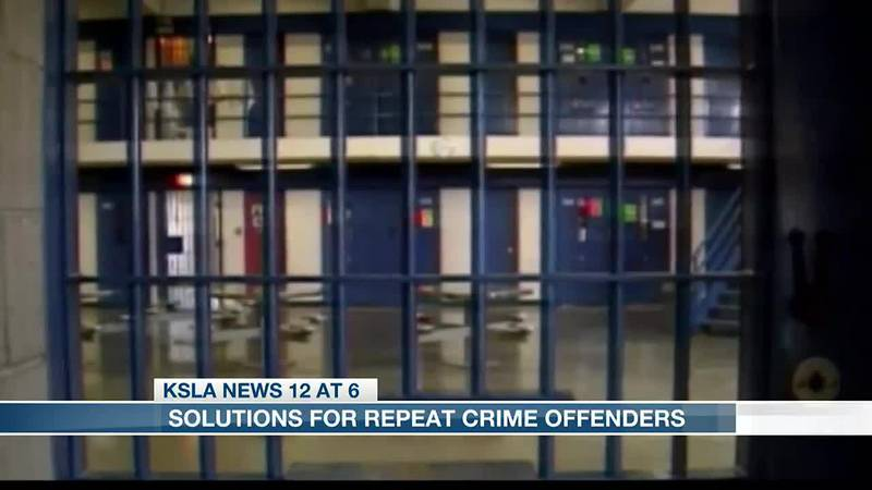 Solutions for repeat crime offenders