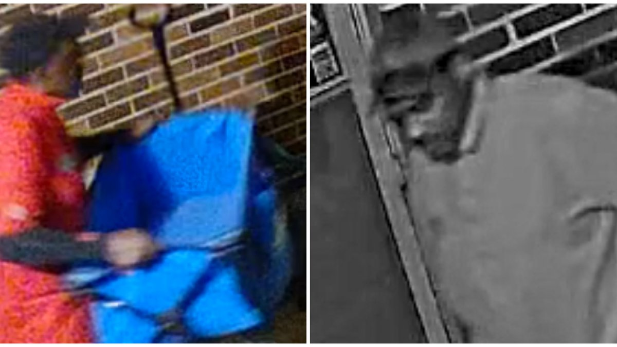 Shreveport police are sharing these surveillance camera images in hopes of identifying the man...