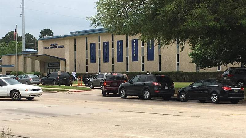 Linwood Public Charter School dismissing students early due to power outage (Source: Marie...