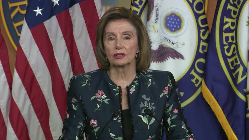 House Speaker Nancy Pelosi continues to push forward on the January 6th committee.