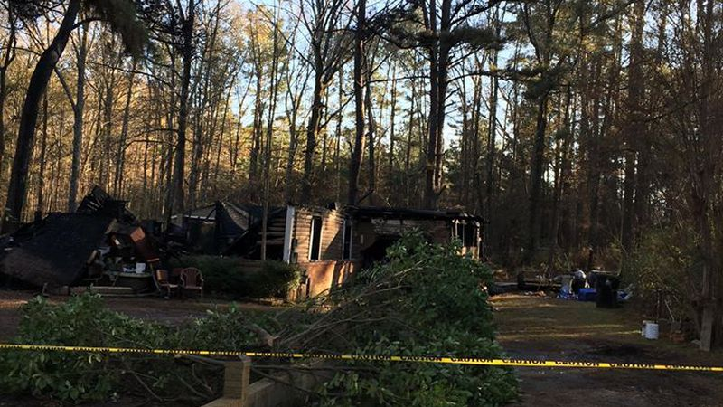 An 83-year-old man who lived alone died in a fire in his house in the 100 block of James Street...