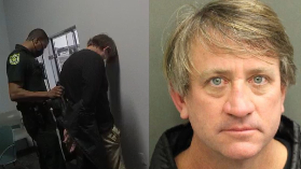 New video obtained by the 9NEWS Investigators shows the arrest of Baton Rouge contractor Kelly...