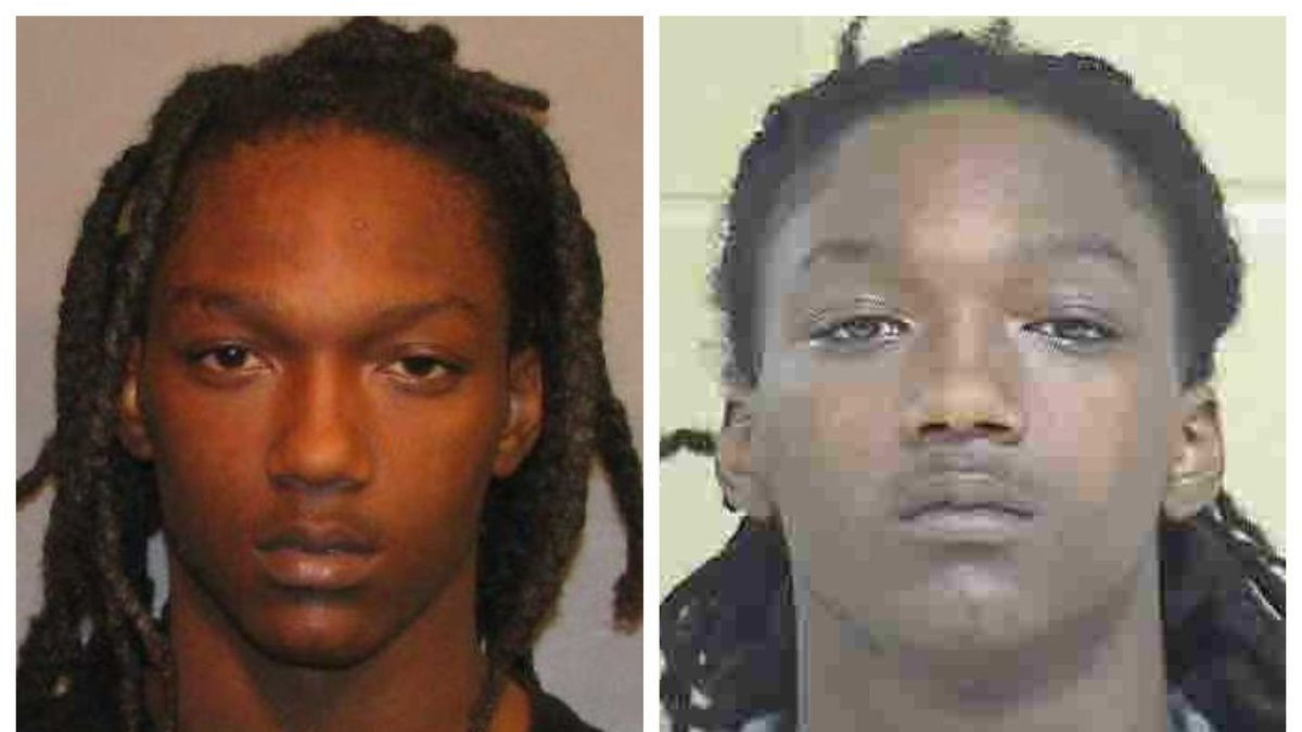 BOOKED: Ta'Darrious Terrell Upshaw, 19, of Shreveport, was booked into Caddo Correctional...