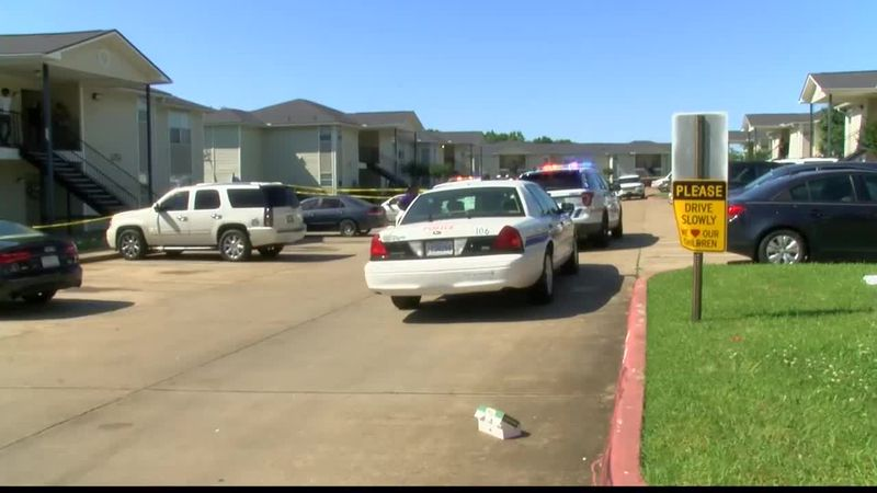 Man injured in drive-by shooting at apartment complex