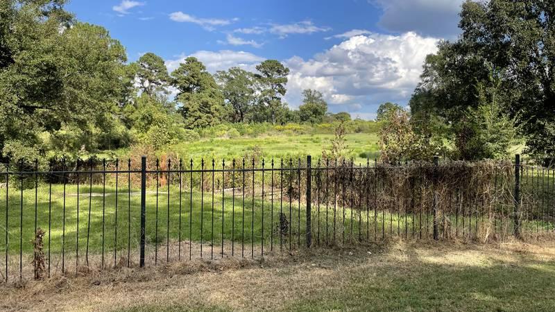 Former Shreveport Country Club grounds
