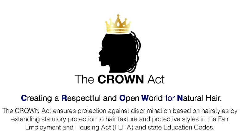 SB50, also known as the CROWN Act, was signed by Gov. Ralph Northam, which adds to a growing...