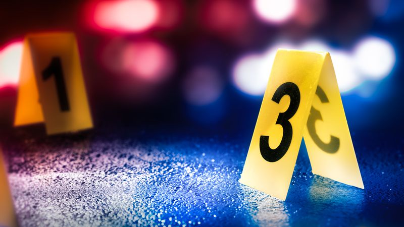 A driver was traveling north on Hearve Avenue when a vehicle, possibly a black Dodge Charger,...