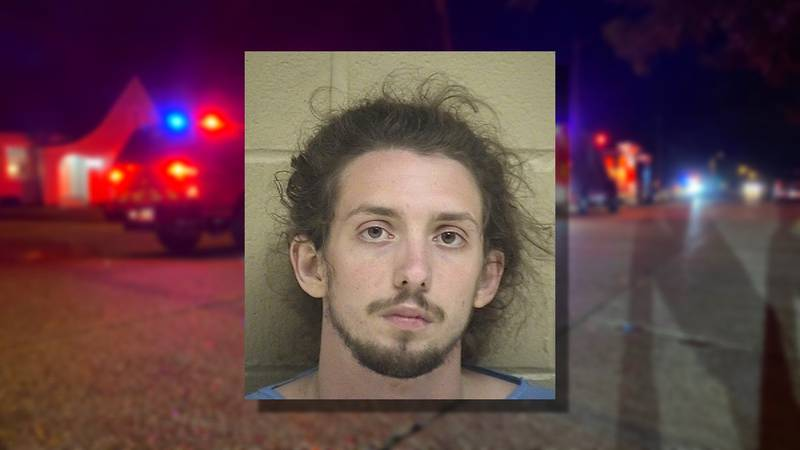 Marshall Adkins, 25 faces one count of second-degree murder in connection to the death of...