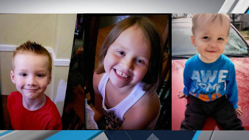 Three children are believed to be in extreme danger after they were abducted in Roanoke County.