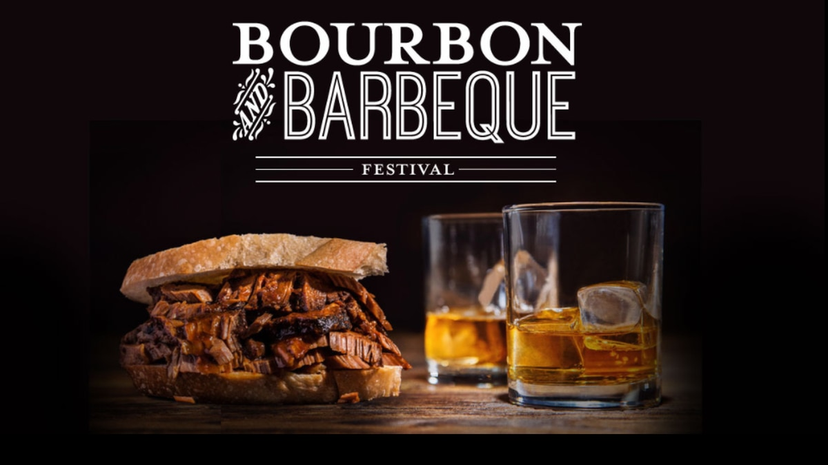 The inaugural Bourbon and Barbeque Festival kicks off in downtown Shreveport Saturday afternoon.