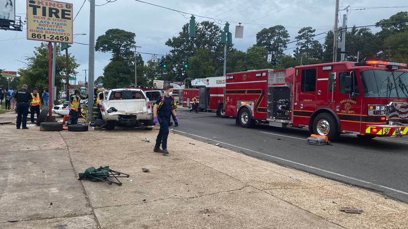 A high speed chase ended with a crash at the corner of E 70th Street and Fairfield Avenue on...