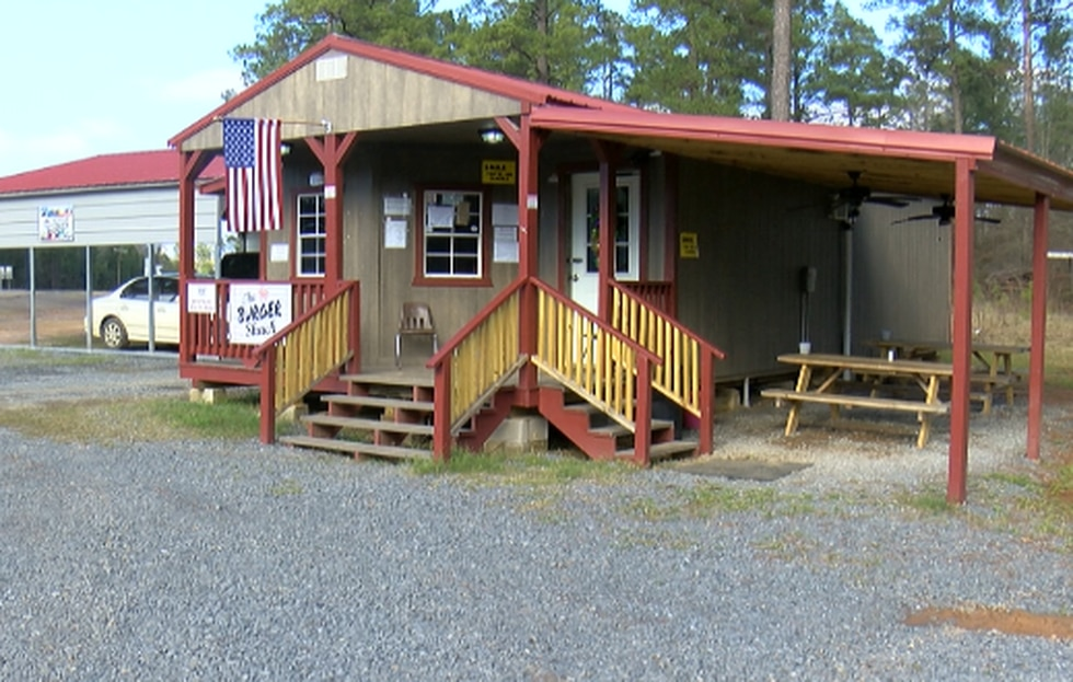 The Burger Joint is located in far south Red River Parish on U.S. Highway 71 at State Highway 507