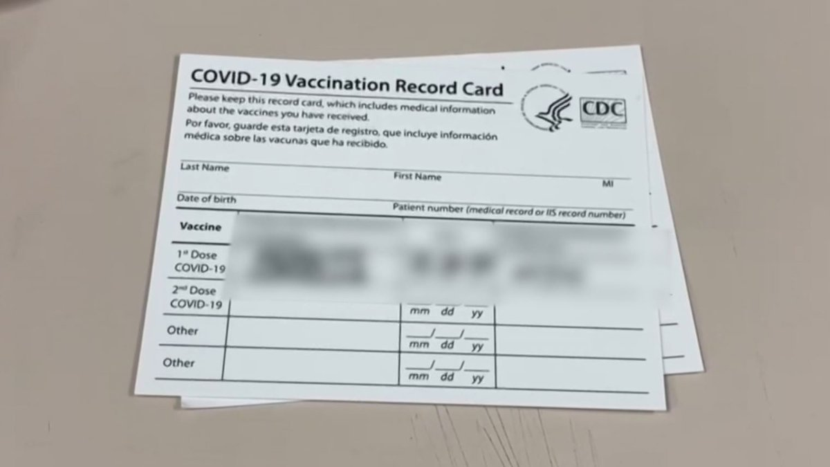 Millions of Americans are getting vaccinated against COVID-19, but what you share on social...