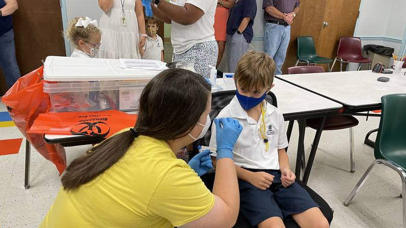 LSU Health Shreveport is performing COVID-19 testing in area schools. The health system has...