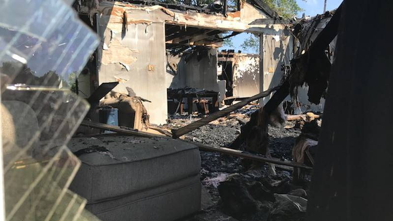 Seven fire departments respond to Upshur County house fire