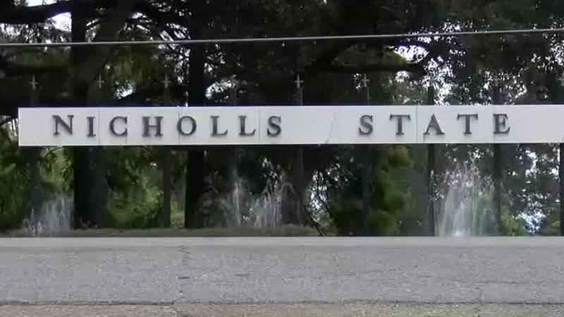 Nicholls State lockdown