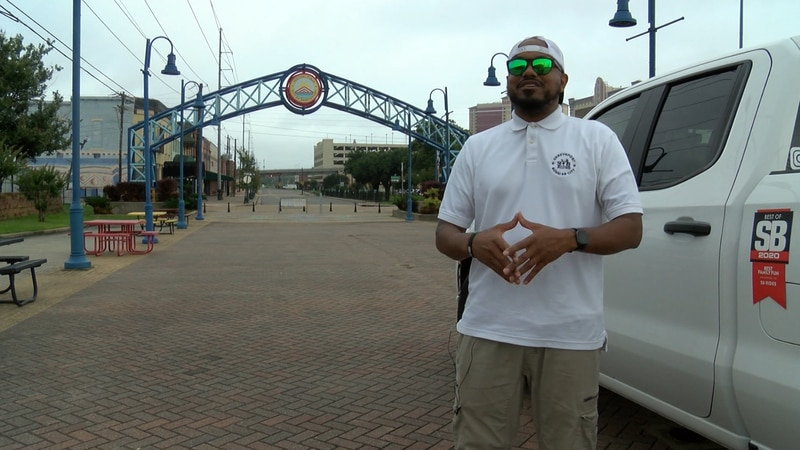 Greg Powell, owner of SB Rides, is hosting a freedom bike ride on Juneteenth.
