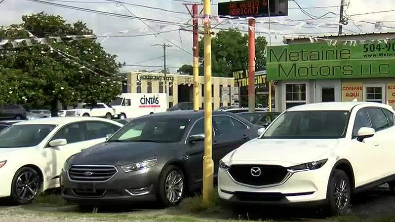 Used car shortages