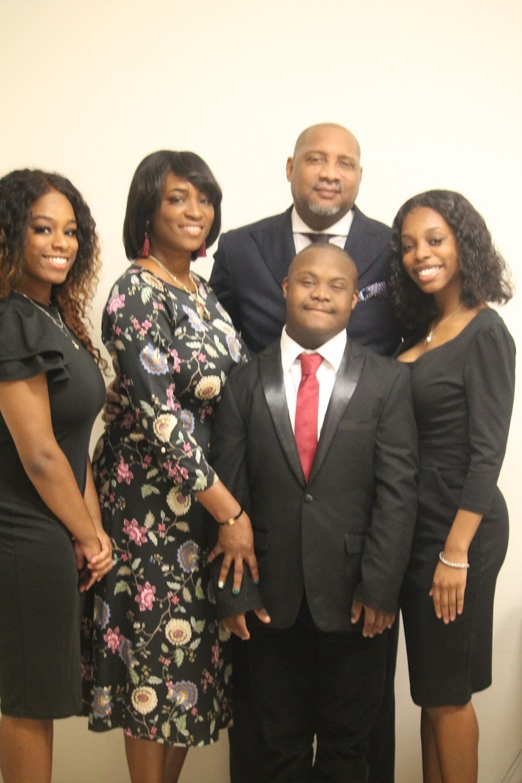 The Marshall family